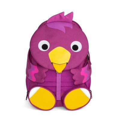 Affenzahn - Kinderrucksack Großer Freund Vogel lila (Violett) AFZ-FAL-001-014