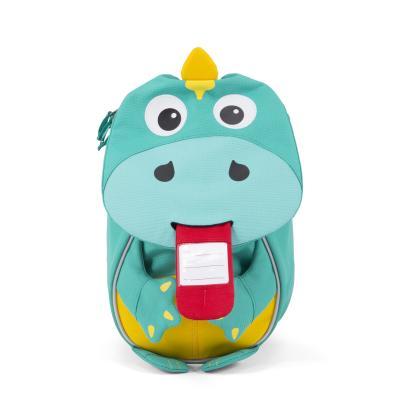 Affenzahn - Kinderrucksack Kleiner Freund Dino türkis AFZ-FAS-001-032