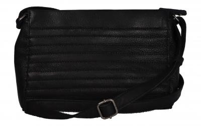 Freds Bruder - Damentasche/Umhängetasche Goldy black (Schwarz) 101-3071-01
