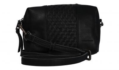 Freds Bruder - Damentasche/Clutch/Umhängetasche Dusk black (Schwarz) 148-3089W-01