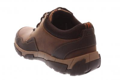 Clarks Walbeck Edge Leather Shoes