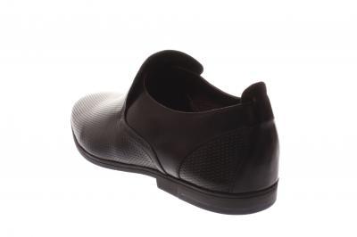Clarks Herren Halbschuh/Businessschuh/Slipper Otoro Step BLACK LEATHER (Schwarz) 261229157
