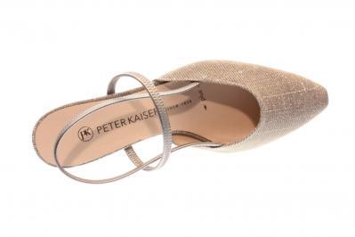 Peter Kaiser Damen Slingpumps SAND (Silber) 41187049