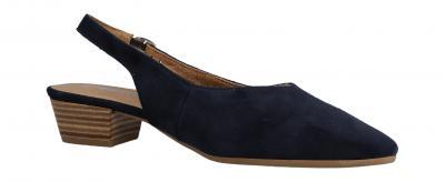 Tamaris Damen Slingpumps NAVY (Blau) 1-1-29405-24/805