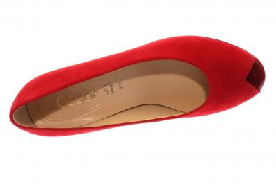 Gabor Damen Pumps rubin (Rot) 21.390.15