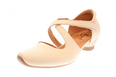 Think Damen Pumps Aida ivory (Beige) 2-82240-95
