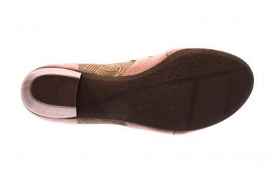 Maciejka Damen Schnürer/Trotteur rosa (Pink) 03197-15