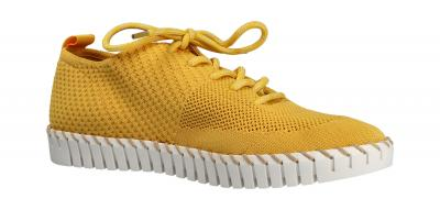 La Strada Damen Halbschuh/Sneaker yellow (Gelb) 1903190YELLOW