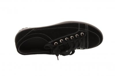 Legero Damen Halbschuh/Schnürer/Sneaker Tanaro 4.0 SCHWARZ 8-00820-01