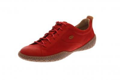 Camel Active Damen Halbschuh/Schnürer/Sneaker red (Rot) 894.70.02