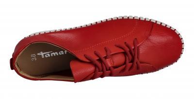 Tamaris Damen Halbschuh/Sneaker RED (Rot) 1-1-23606-24/500