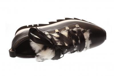 Tizian Damen Schnürer/Sneaker Phoenix 02 SCHWARZ T81702852/100