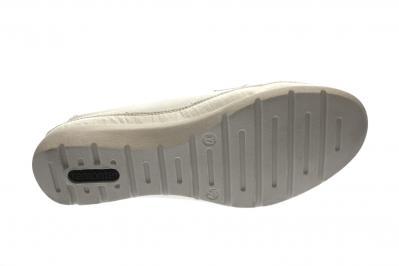 Remonte Damen Slipper weiss/weiss (Weiß) D1922-80