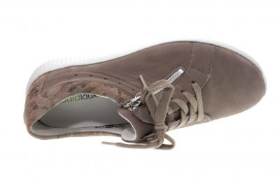 Waldläufer Damen Halbschuh/Schnürer/Sneaker K-Iris BEIGE 687002-300/060