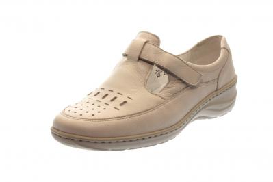 Waldläufer Damen Halbschuh/Slipper Monic PERL (Beige) 820302172/111
