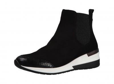 La Strada Damen Sneaker/Stiefelette black (Schwarz) 1901767-2201