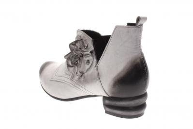 Simen Damen Stiefel/Stiefelette grau 1769A