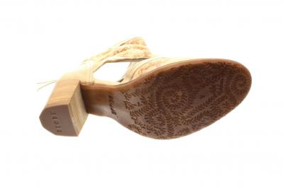 Dkode Damen Stiefelette sand (Beige) BAHAL SAND
