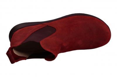 Think Damen Slipper/Stiefelette COMODA CHERRY (Rot) 3-000061-5000