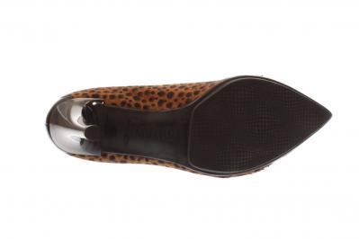 Hispanitas Damen Stiefelette black-cuero (Braun) HI51939