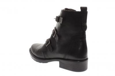 Camel Active Damen Stiefel/Stiefelette Bright FF black (Schwarz) 892.72.01