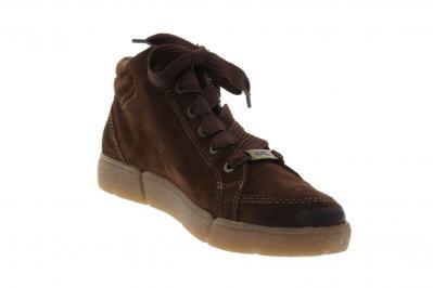 ara Damen Sneaker/Stiefelette Rom -ST-high-Soft SETTER (Braun) 12-14435-07