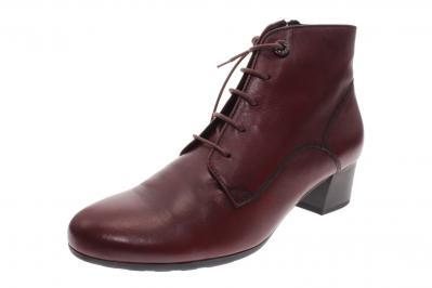 Gabor Damen Stiefel/Stiefelette dark-red (Micro) (Rot) 32.845.58