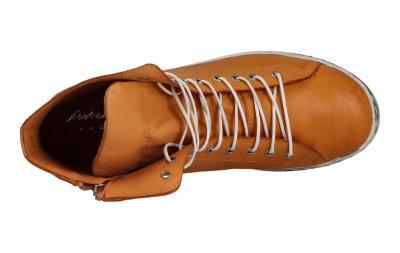 Andrea Conti Damen Sneaker/Stiefelette orange 0341500ORANGE