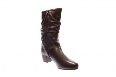 Caprice Damen Stiefel BLACK NAPPA (Schwarz) 9-9-25353-21/022