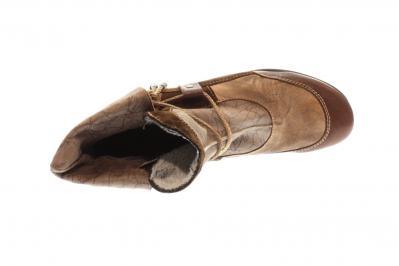 Charme Damen Stiefelette Combinaz. E braun, beige (Braun) 4215 L ,B
