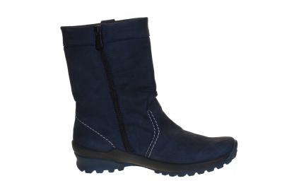 Wolky Damen Stiefel/Stiefelette Blue (Blau) 1732580