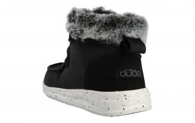 hey dude Damen Stiefelette Eloise black (Schwarz) 12189-4900