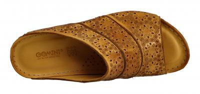 Gemini Damen Pantolette gelb 32308-02-006