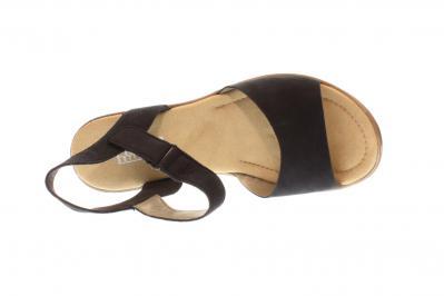 Rieker Damen Sandale/Sandalette pazifik/pazifik (Blau) 65589-14