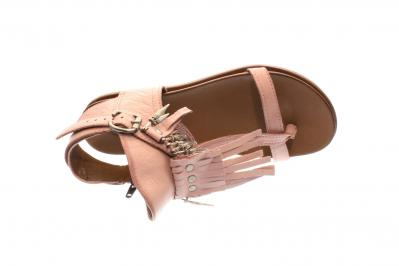 Maca Kitzbühel Damen Sandale/Sandalette nude (Rot) 2229NUDE