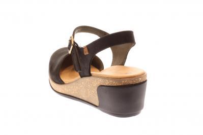 El Naturalista Damen Sandale/Sandalette black (Schwarz) N5001