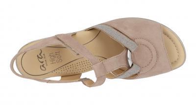 ara Damen Sandale TAUPE (Beige) 12-35736-10