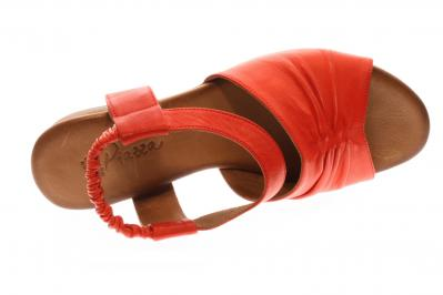 Piazza Damen Sandale rot (4) (Rot) 910852-4