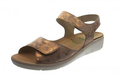Solidus Damen Sandale/Sandalette Honey Marea skin /rosa (Rot) 76010-40224