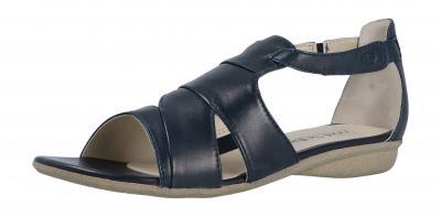 Josef Seibel Damen Sandale/Sandalette Fabia 03 OCEAN (Blau) 87503971/530