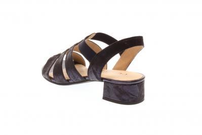 Caprice Damen Sandale/Sandalette OCEAN SHIN.SUE (Blau) 9-9-28204-22/862