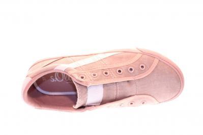 S. Oliver Damen Sneaker/Slipper/Halbschuh DUSTY PINK (Rot) 5-5-54200-20/547