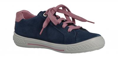 Superfit Kinder Halbschuh/Sneaker Tensy BLAU/ROSA (Blau) 6-09108-80