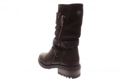 Bullboxer Damen Stiefel/Stiefel blck (Schwarz) 427528F6S