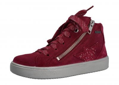 Superfit Kinder Stiefelette/Sneaker Heaven ROT (Pink) 1-006499-5000