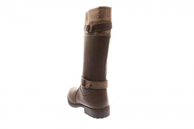 Its for you Kinder Stiefel taupe (Beige) 58025