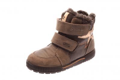 Primigi Kinder Stiefel grigio scuro (Grau) 8554277