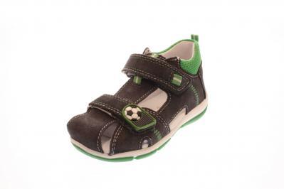 Superfit Kinder Sandale STONE KOMBI (Grau) 2-00144-06