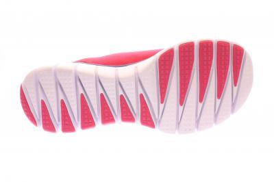 Skechers Damen Sneaker Flex Appeal HPK°hot pink (Pink) 12131 HPK