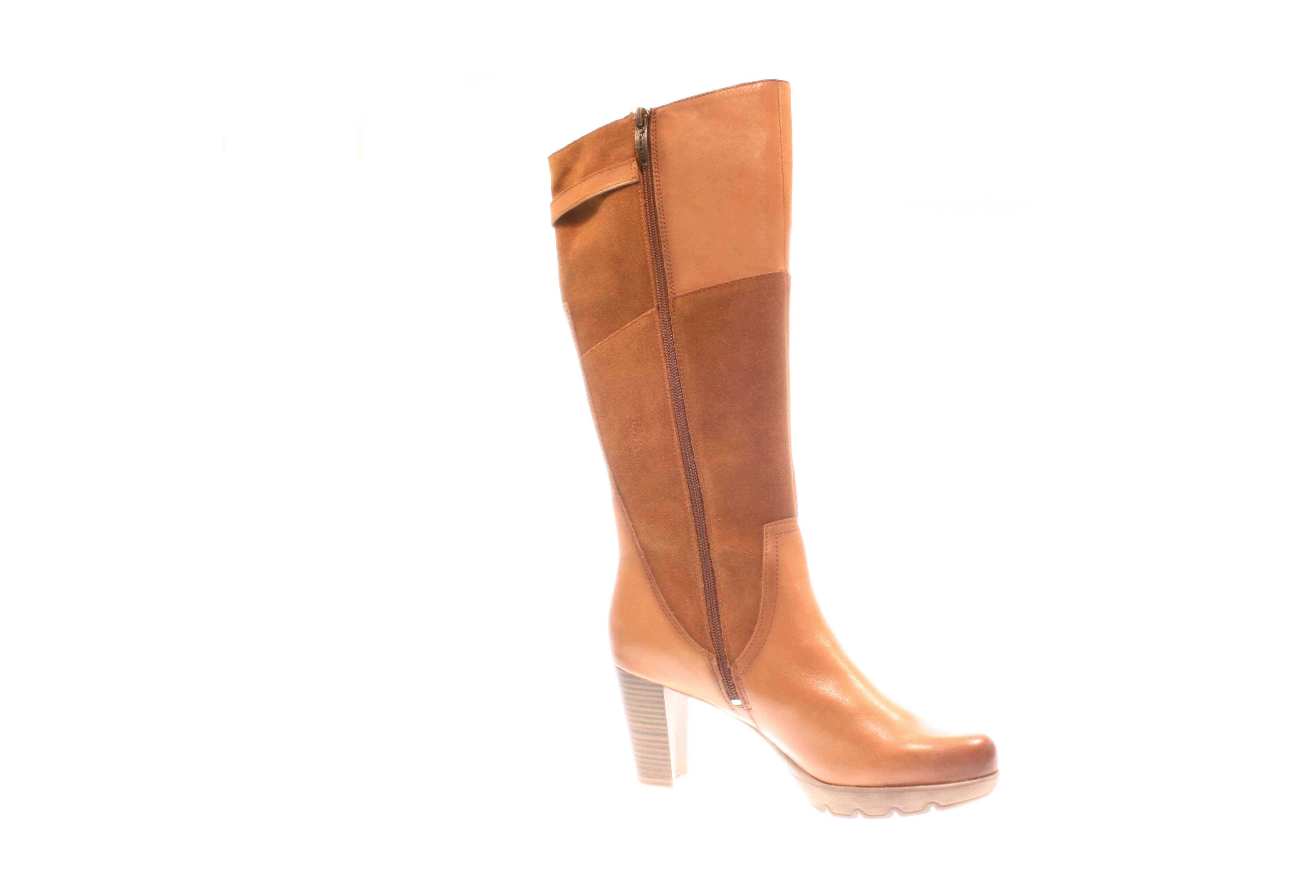 8cddb2c57363c9 Tamaris Damen Stiefel COGNAC COMB (Braun) 1-1-25515-27 392 • Schuhe ...